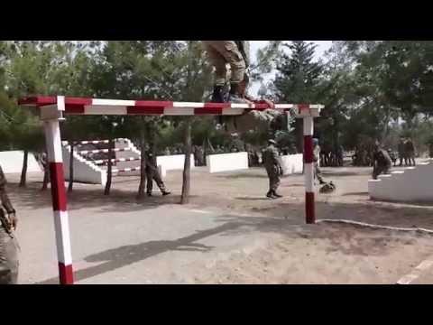 1. Komando taburu alevkayası