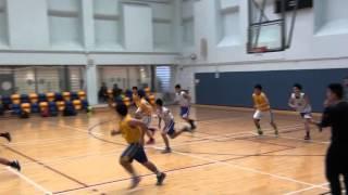 2016 中學籃球學界 B Grade  梁植偉紀念中學 VS 全完中學