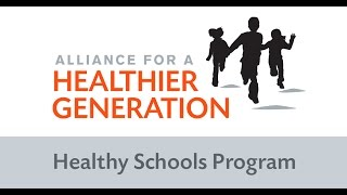 Alliance for a Healthier Generation gives Wilson Elementary rare national award
