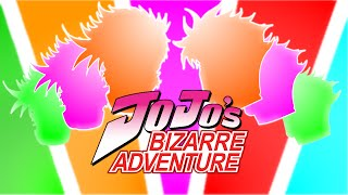 JoJo's Bizarre Adventure Full Soundtrack (Parts 1-3)