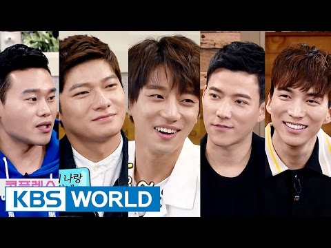 Happy Together - Men of the Sun Special [ENG/2016.04.21]