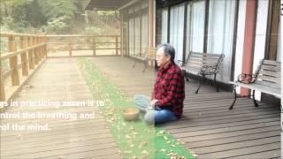 zen ,zazen- breathing=My mind