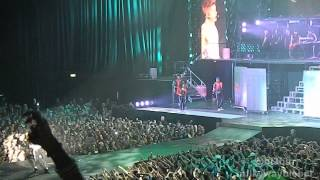 justin bieber beauty and a beat believe tour o2 dublin february 18th
