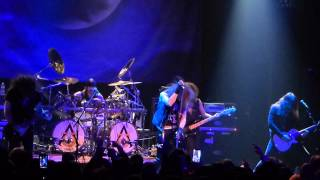 Moonspell - Luna, Live in NYC 2014