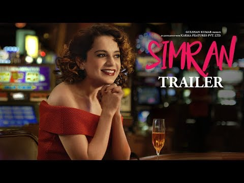 Xxx Mp4 Simran Official Trailer Kangana Ranaut Hansal Mehta T Series 3gp Sex