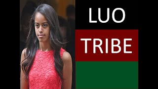 Women Of Luo Ancestry - #1