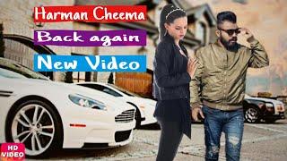 Harman Cheema (NEW VIDEO) Harman Cheema Ft. Deep Jandu || New Punjabi Latest Song 2018 ||