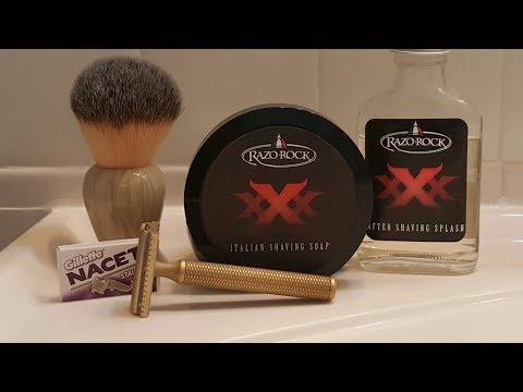 Xxx Mp4 Traditional Wet Shaving Razorock XXX By Italian Barber 3gp Sex