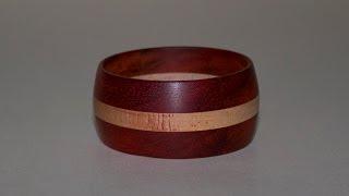 WoodTurning Bracelet