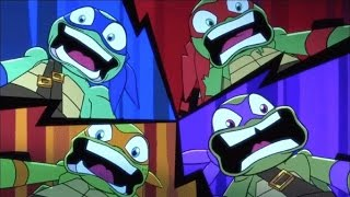Teenage Mutant Ninja Turtles - Half Shell Heroes Blast to The Past TMNT English
