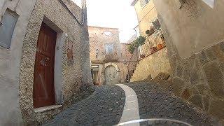 Wrong turn through 11th century Italian town?
