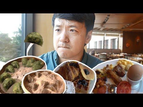 5 STAR Korean All You Can Eat BREAKFAST BUFFET in Seoul