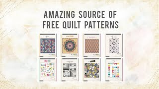 Free quilt patterns - download tons of free quilting patterns on AGF consumer website!