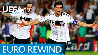 EURO 2008 highlights: Portugal 2-3 Germany