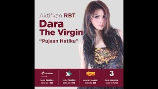 dara the virgin pujaan hatiku offician lyric video