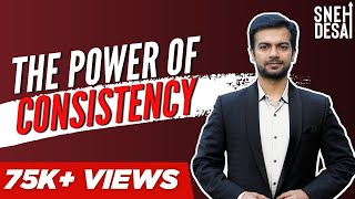 What is The Secrets for #Consistency | The Power of Consistency | Sneh Desai LIVE Talks