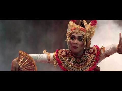 Fusion Balinese and Indian Classical Dance