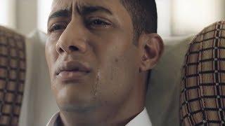 بكاء زين القناوي بعد معرفته بوفاة والده صالح القناوي  - مسلسل نسر الصعيد - محمد رمضان