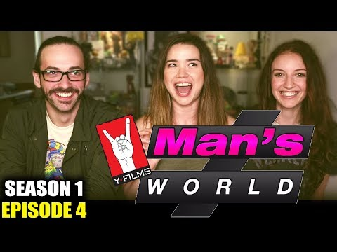 MAN'S WORLD EPISODE 4 | REACTION | Hope Jaymes & John Humphrey