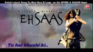 Tu Meri Dua Si Lage by Altaaf Sayyed #Latest Hindi Song #Chandra Surya #Affection Music Records   Yo