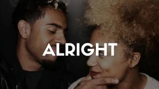 (FREE) Vic Mensa x Drake Type Beat - Alright I RnB Instrumental I Prod.by RDY Beats