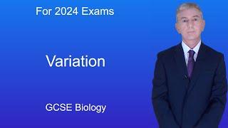 GCSE Science Biology (9-1) Variation
