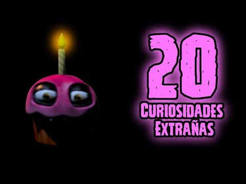 Xxx Mp4 TOP 20 Las 20 Curiosidades Extrañas De Cupcake En Five Nights At Freddy 39 S Fnaf 1 Fnaf 2 3gp Sex