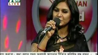 Kobita Porar Prohor - Samina Chowdhury (Live)