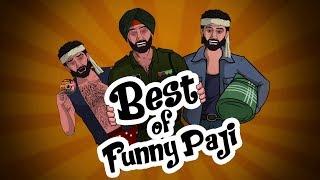 Best Of Sunny Paaji - Sunny Deol || Shudh Desi Endings