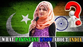 what pakistani people know about india season 2 social experiment || sam art || pakistan on india