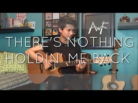 Shawn Mendes - There's Nothing Holdin' Me Back - Cover (Fingerstyle Guitar)