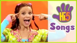 Hi-5 Songs | Five Senses & More Kids Songs | Hi5 Songs for Kids   Season 13