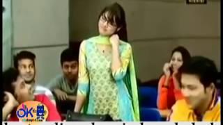 MS Bangla Comedy Funny Video Madam Student Natok Sence 2016