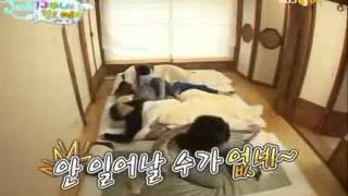 Hello Baby Yogeun wake up SHINee Appa mp4