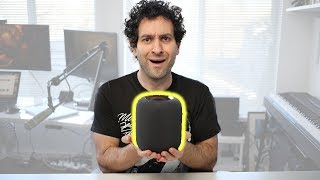 First time hearing HomePod… my REACTION