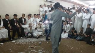 رقص افغاني في قاعة العالية 2