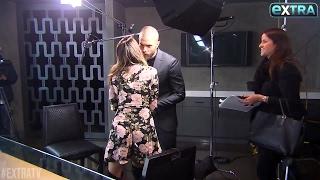 Jamie Dornan, Dakota Johnson - FSD Press Junket (ExtraTV)