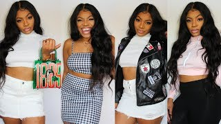 THICK GIRLS ARE WINNING   TRY-ON HAUL