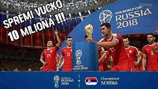 FINALE SVETSKOG PRVENSTVA !!! - SVETSKO PRVENSTVO SA SRBIJOM #7 - FIFA 18 WORLD CUP MODE