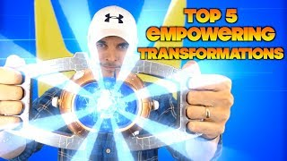 Top 5 80's Empowering Transformations