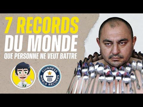 watch 7 Records du monde que personne ne veut battre