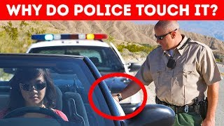 Why Police Touch Your Taillight, It