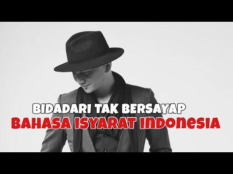 ANJI - BIDADARI TAK BERSAYAP (Cover BISINDO/Bahasa Isyarat Indonesia)