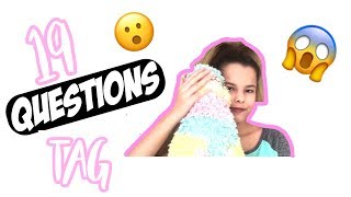 19 Questions Tags | with Liz