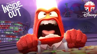 INSIDE OUT | Trailer 2 - UK | Official Disney UK
