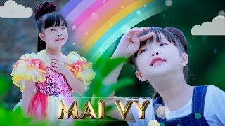 Bảy Sắc Cầu Vồng ♪ Thần Đồng Âm Nhạc Việt Nam Bé MAI VY