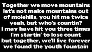 Rihanna Love The Way You Lie Part 2 ft Eminem Lyrics