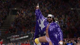 WWE 2K16 Launch Trailer