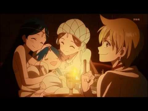 Magi: Aladdin in Action
