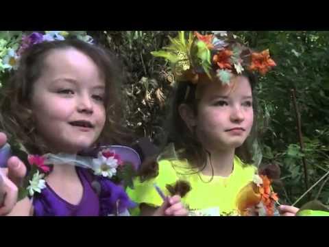 The Mersey Forest presents The Elf & Fairy Fair